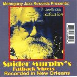 Spider Murphy's Fatback Vipers  - Smells Like Salvation