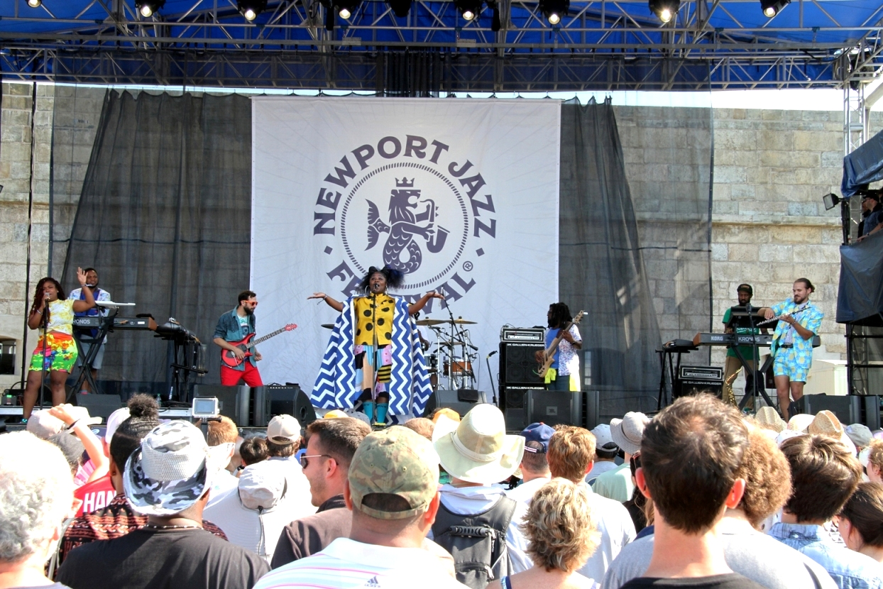 New Orleans figured prominently at 2019 Newport Jazz