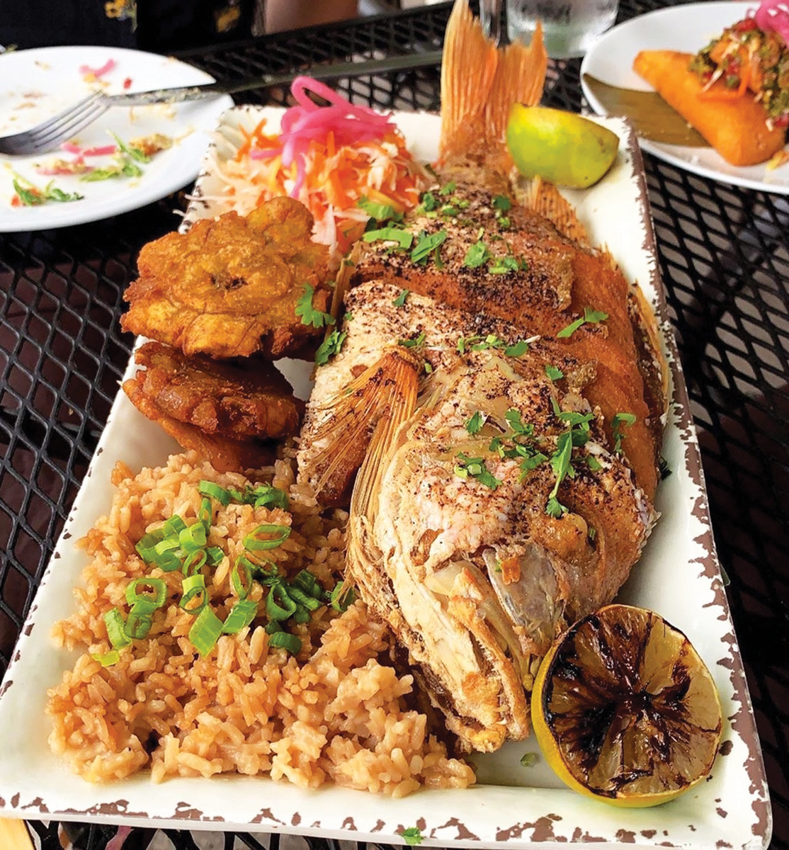 Love Affair: Why Caribbean food works in New Orleans