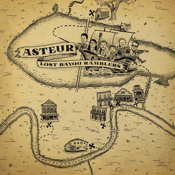 Lost Bayou Ramblers, On Va Continuer! / Asteur (Review)