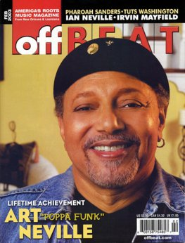Offbeat Cover for February, 2003