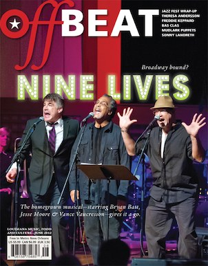 Offbeat Cover for June, 2012