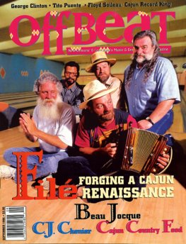 Offbeat Cover for September, 1996
